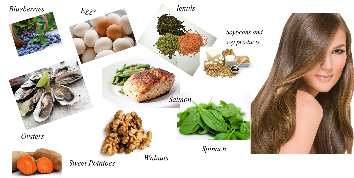 8 Foods To Make Your Hair Grow Little Miss Flex